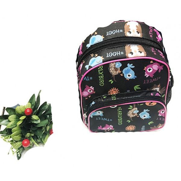 Детский  рюкзак Артикул С 170-птички