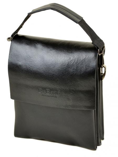 Мужская сумка  планшет иск-кожа DR. BOND 206-3 black