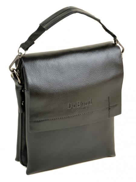 Мужская сумка планшет иск-кожа DR. BOND 206-2 black