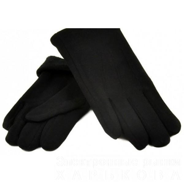 Мужские перчатки стрейч Flagman Артикул М51-ПЛ-1 №01 - Мужские перчатки на рынке Барабашова