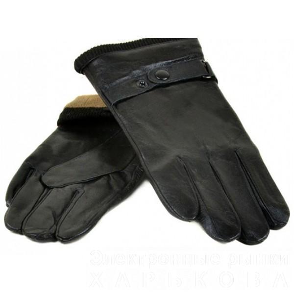 Мужские перчатки Flagman Артикул М-26-6 - Мужские перчатки на рынке Барабашова