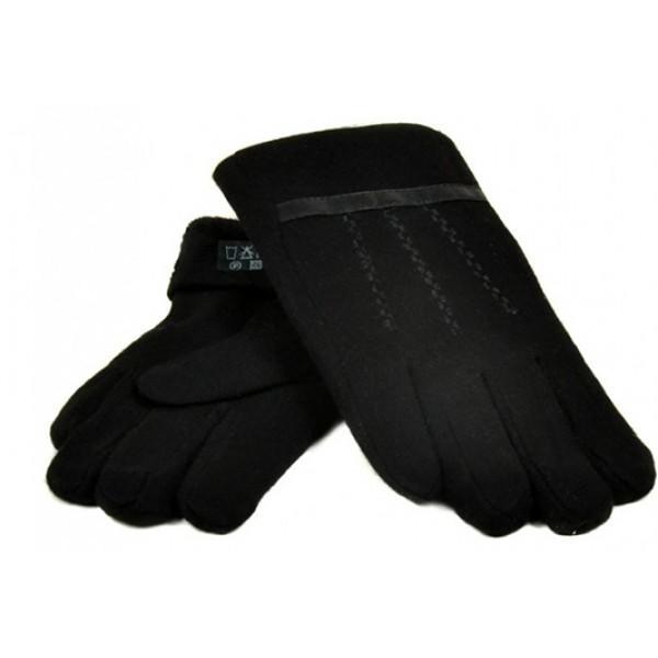 Мужские перчатки кашемир monlolan Артикул М-50-3