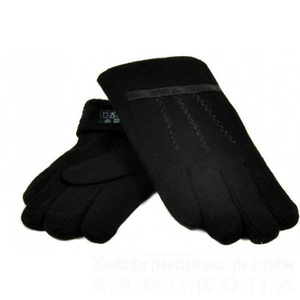 Мужские перчатки кашемир monlolan Артикул М-50-3 - Мужские перчатки на рынке Барабашова