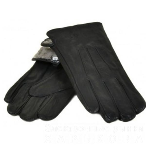 Мужские перчатки олень Flagman Артикул М-25-5 - Мужские перчатки на рынке Барабашова