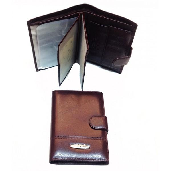 Кошелек мужской Бумажник Tailian Артикул T-227-12H09-B