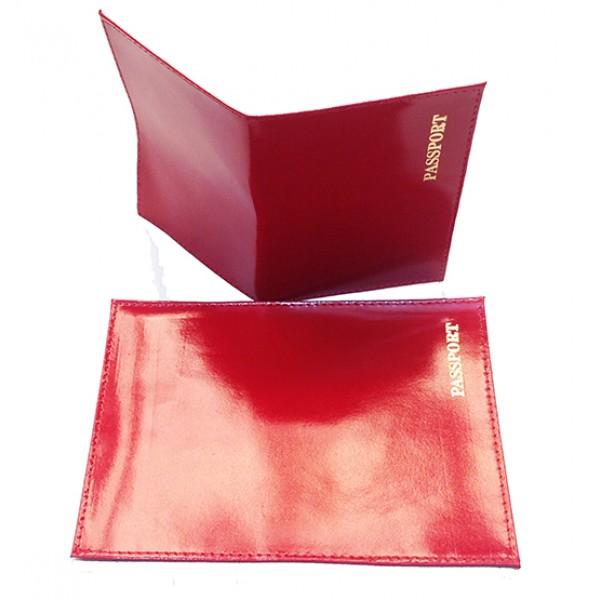 Обложка на паспорт Helai Артикул 510 красный
