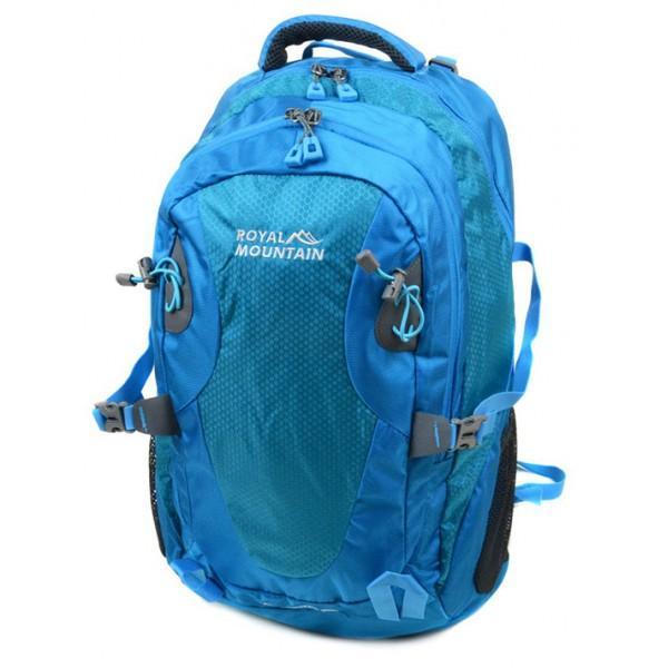 Туристический рюкзак Royal Mountain Артикул 8463-1 голубой