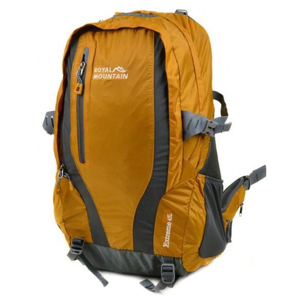 Туристический рюкзак Royal Mountain Артикул 8331-1 горчичный
