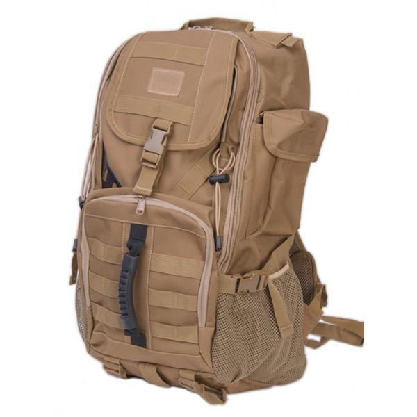 Туристический рюкзак Innturt Large camouflage Артикул 1025 бежевый