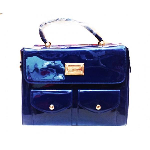 Женская сумка клатч Артикул 230-350 электрик