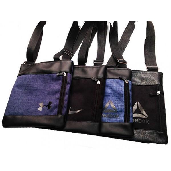 Мужская спортивная сумка планшет Артикул 1001 №1 в ассортименте