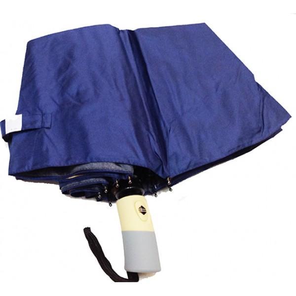 Женский зонт Mario Umbrellas внутри рисунок автомат 3 сложения Артикул 1001-295 электрик