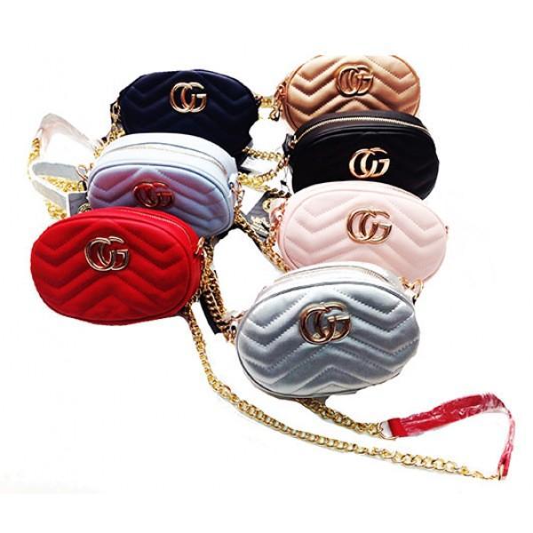 Женская сумка клатч Gucci Артикул 754 в ассортименте