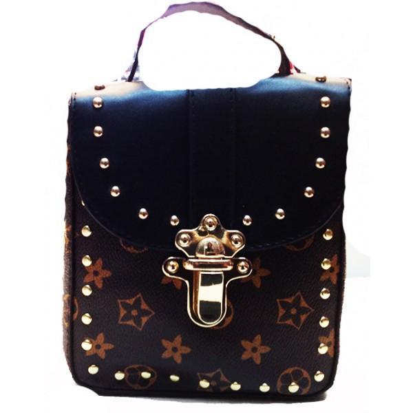 Женская сумка клатч Louis Vuitton Артикул 629 черный