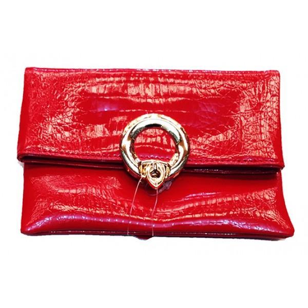 Женская косметичка Versace Артикул А-073 красная1