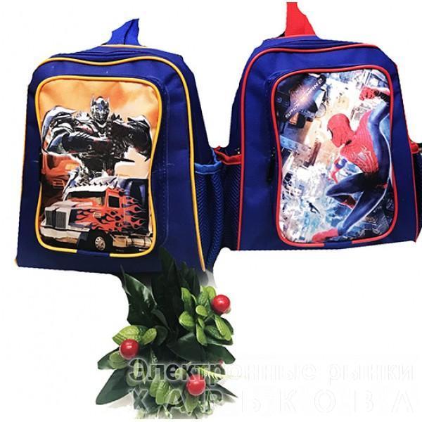 0f1fc4ab0caa Детский рюкзак Артикул 00-190 №02 - Школьные рюкзаки и портфели на рынке  Барабашова