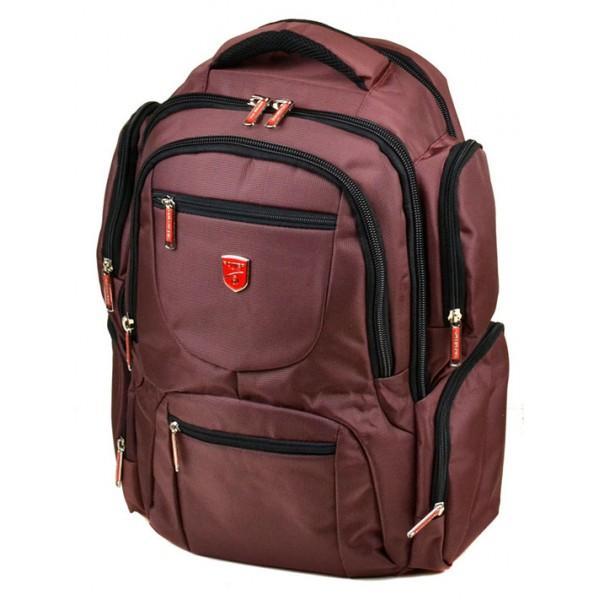 Городской молодежный рюкзак Power In Eavas Артикул 3911 красный