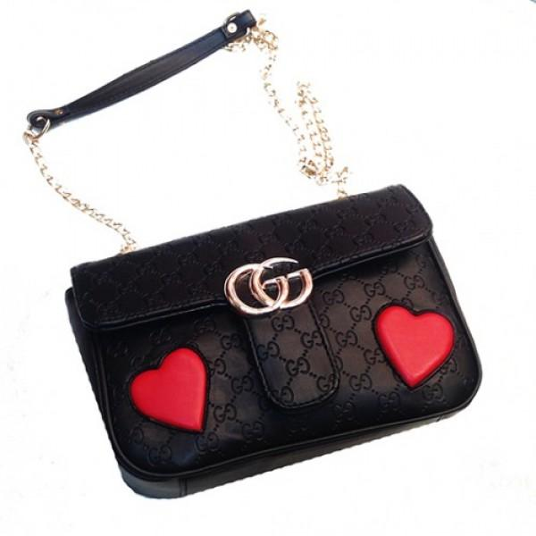 Женская сумка Gucci Артикул 5-15 черная