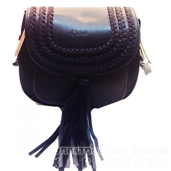 8d5bc5ffb9ca Женская сумка Chloé Артикул 3-20-20 черная - Женские сумочки и клатчи на  рынке Барабашова