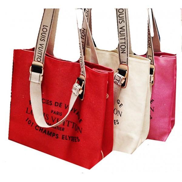 Женская сумка Louis Vuitton Артикул 4-16-16 красная