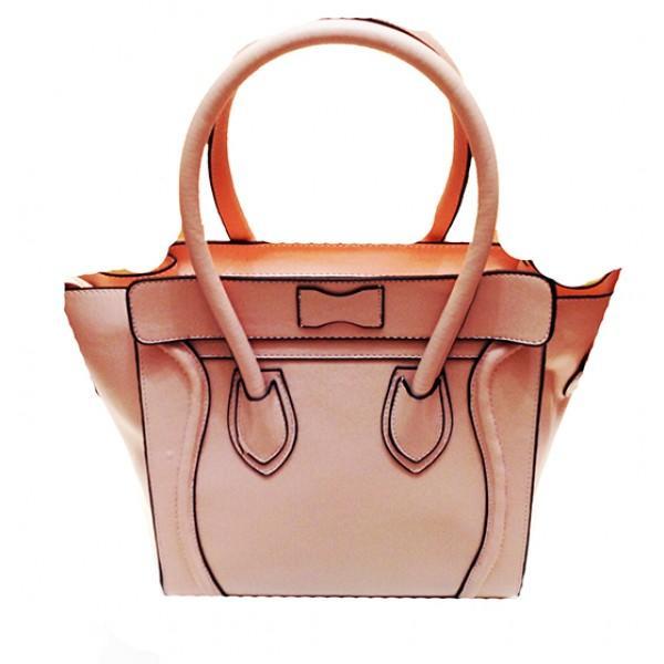 Фото  Женская сумка Valentino Артикул 5-19-19 пудра