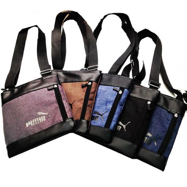 Мужская спортивная сумка планшет Артикул 1001 в ассортименте