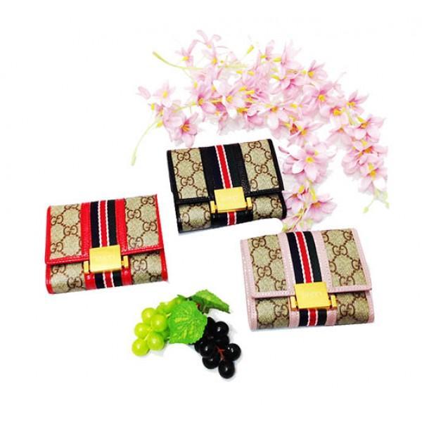 Женский маленький кошелек Gucci Артикул 2659 в ассортименте