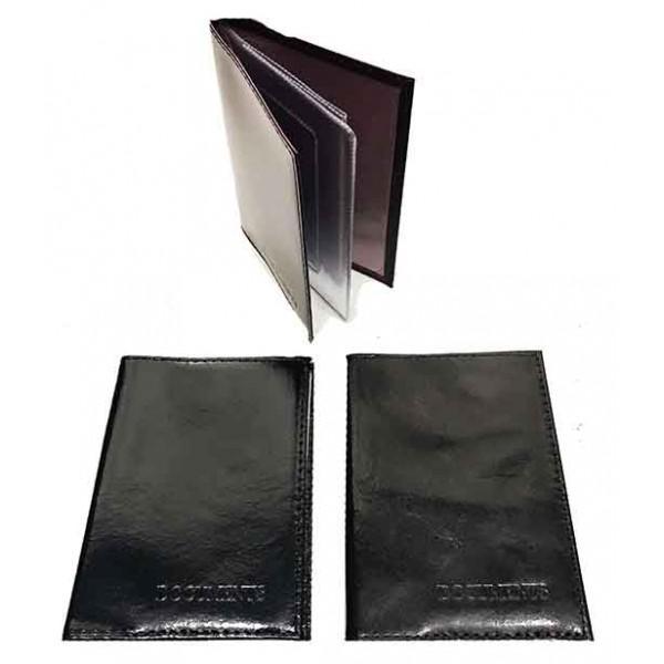 Обложка на автодокументы 4.3 Цвет черный