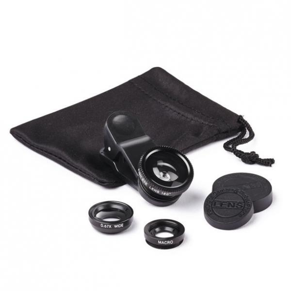 Набор объективов для мобильного устройства (3 шт.)