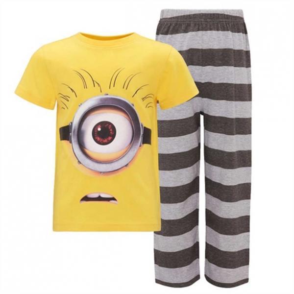 Детская пижама для мальчиков «Миньоны»
