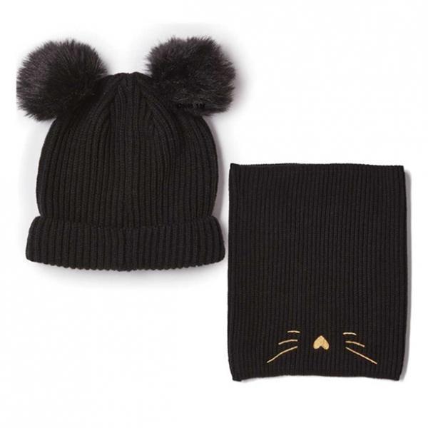 Набор: шапка и шарф