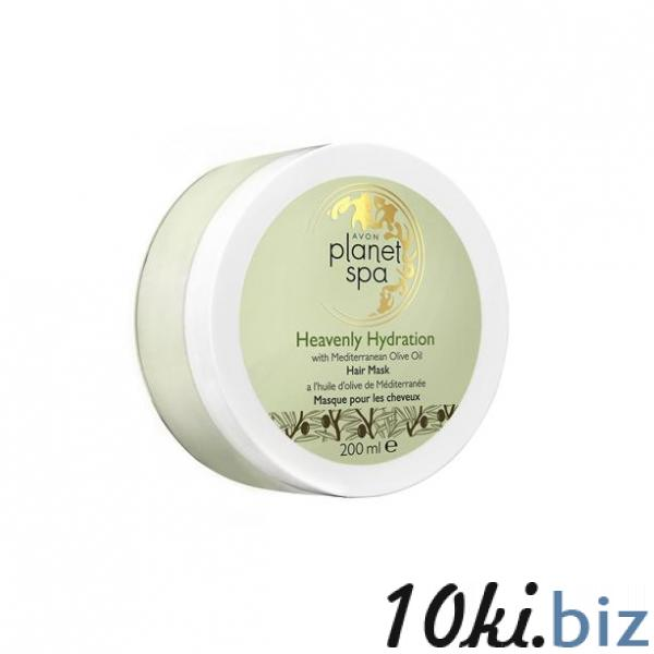 Маска для волос с маслом оливы «Райское увлажнение», 200 мл купить в Харькове - Маски для волос