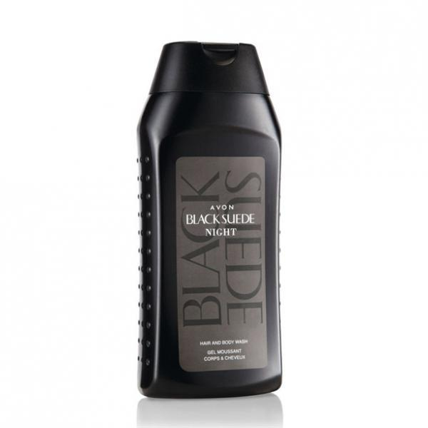 Фото парфюмерия, по типу аромата, древесный Шампунь-гель для душа Black Suede Night (250 мл)