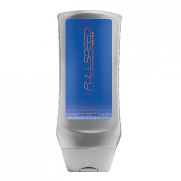 Фото парфюмерия, по типу аромата, свежий Шампунь-гель для душа Full Speed Nitro (200 мл)