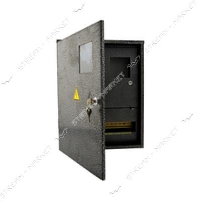 ЛОЗА ЩУР-3Ф-20 А уличный герметичный антивандальный 2-х дверный IP54