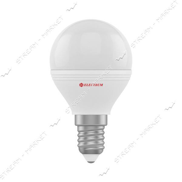 ELECTRUM Лампа светодиодная A-LB-1862 D45 шарик 7W 2700К теплая Е14