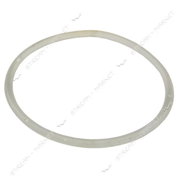 Прокладка для колбы фильтра маленькая силикон (90мм*86мм*4мм)(уп 10 шт)(цена за штуку)