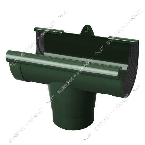 Воронка желоба RAINWAY 90x75 Зеленый