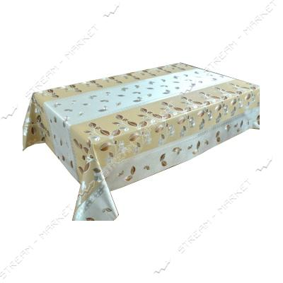 Клеенка для стола Версаль на тканевой основе (8015T) 1.37х 20м Китай