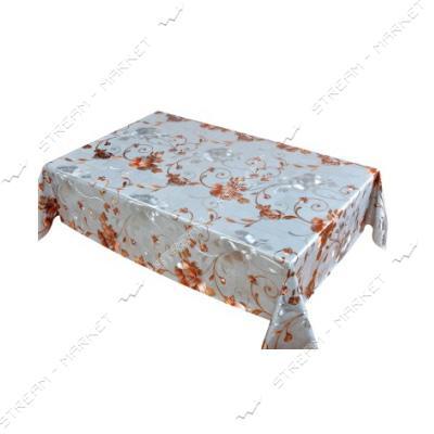 Клеенка для стола Версаль на тканевой основе (8023J) 1.37х 20м Китай