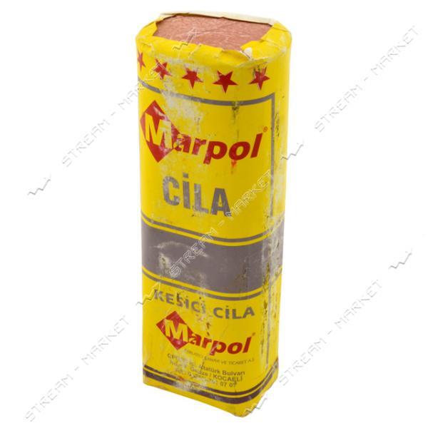 Полировальная паста Marpol финишная полировка 1кг коричневая