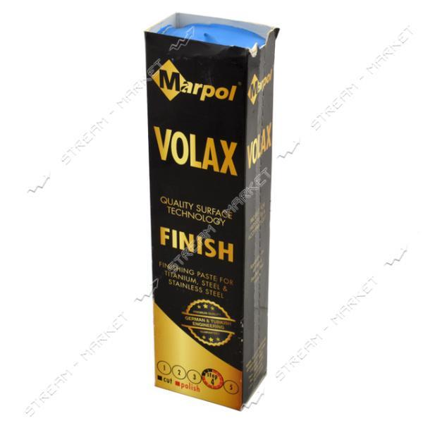 Полировальная паста Marpol финишная полировка 1кг голубая