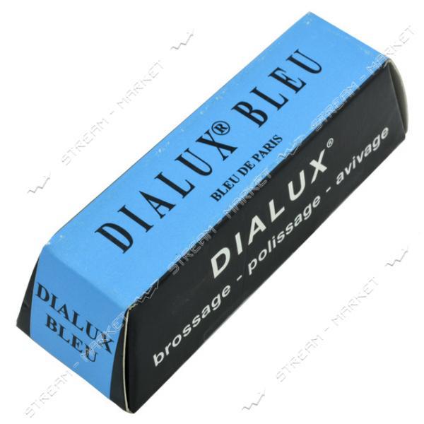Полировальная паста DIALUX 120г голубая