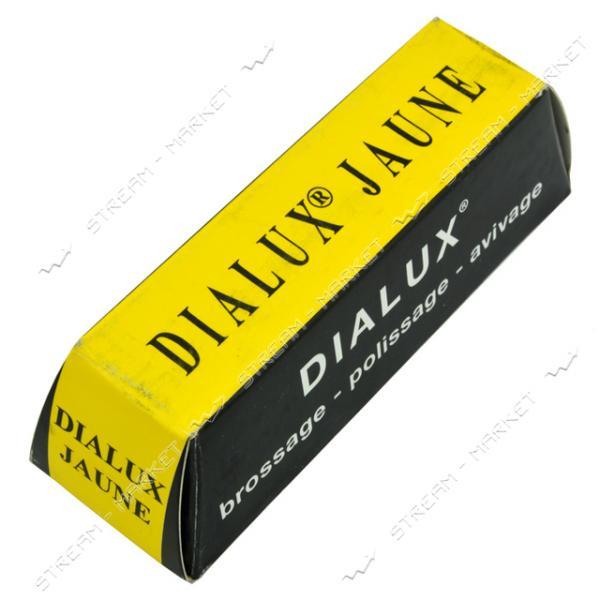 Полировальная паста DIALUX 120г желтая