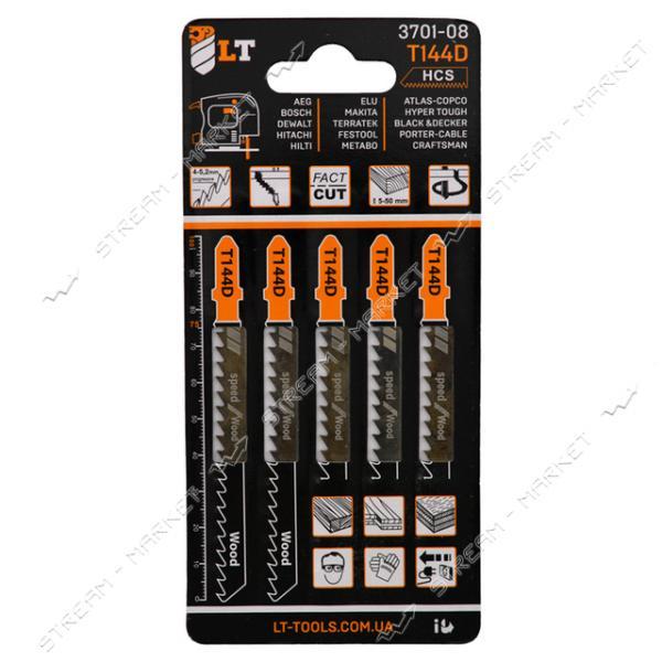 Пилки для эл-лобзика LT/MAXIDRILL 3701-10 T301CD