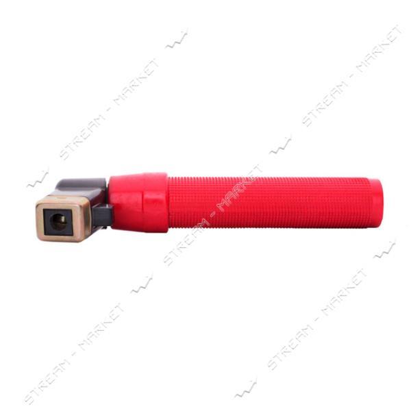 Электрододержатель Молоток 300А латунь EH330 VITA длина 22 см (EH-0017)