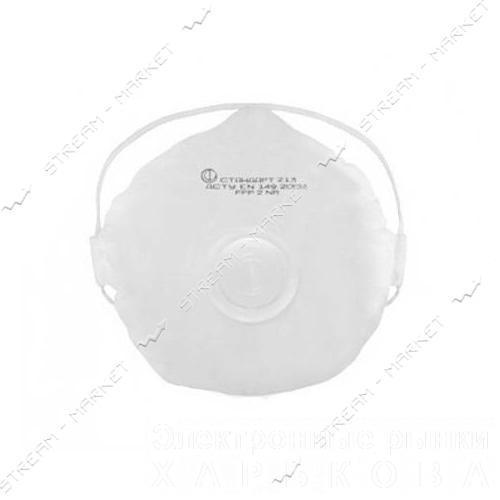 Респиратор аналог (Росток с клапаном код-2ПК) - Средства защиты органов дыхания на рынке Барабашова