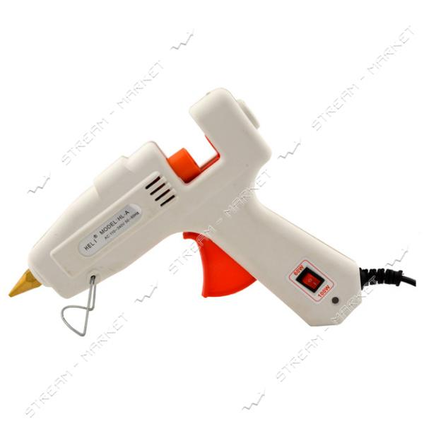 Пистолет клеевой 60-100Вт к стержням 11.2мм (с выключателем)