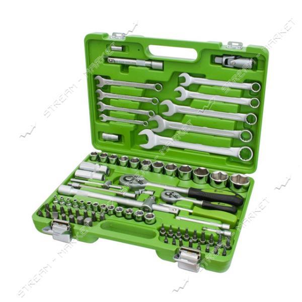 ALLOID (НГ-4082П) Набор инструментов 1/4', 1/2', 82 предм.