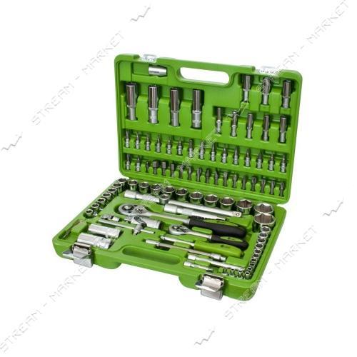 ALLOID (НГ-4094П-6) Набор инструментов 1/4', 1/2', 94 предм., (6 гран.)